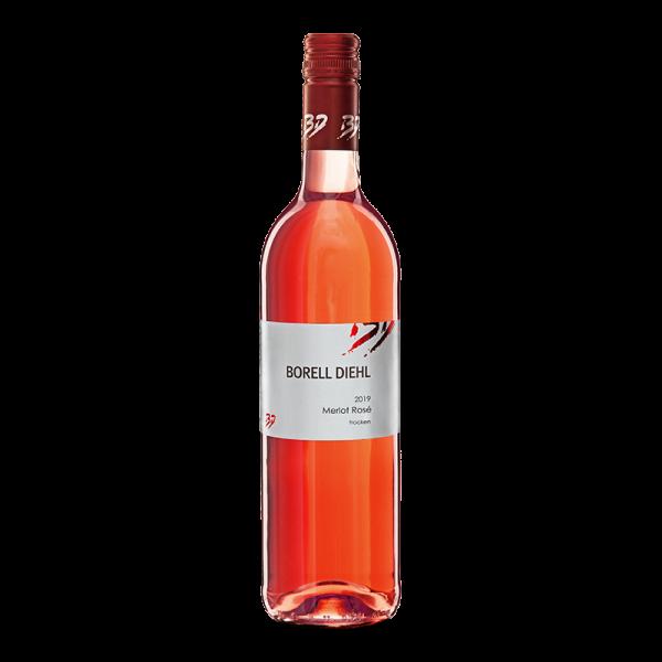 Merlot Rosé trocken - Borell Diehl - Pfalz