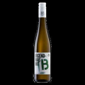 """""""Irgendwas mit B"""" Weißwein-Cuvée lieblich - Bergdolt-Reif & Nett - Pfalz"""