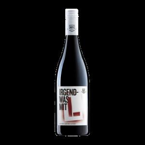 """""""Irgendwas mit L"""" Rotwein-Cuvée lieblich - Bergdolt-Reif & Nett - Pfalz"""