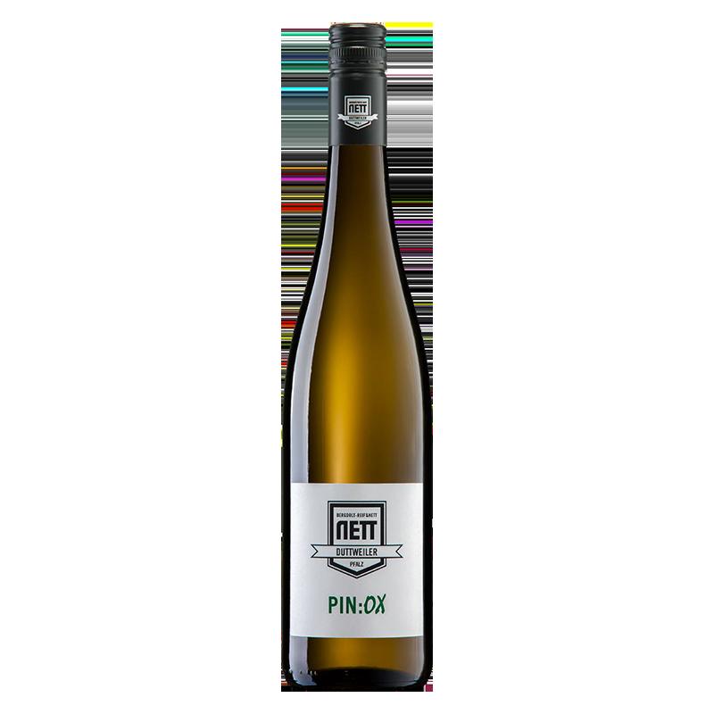 """""""PIN:OX"""" Weißwein-Cuvée trocken"""