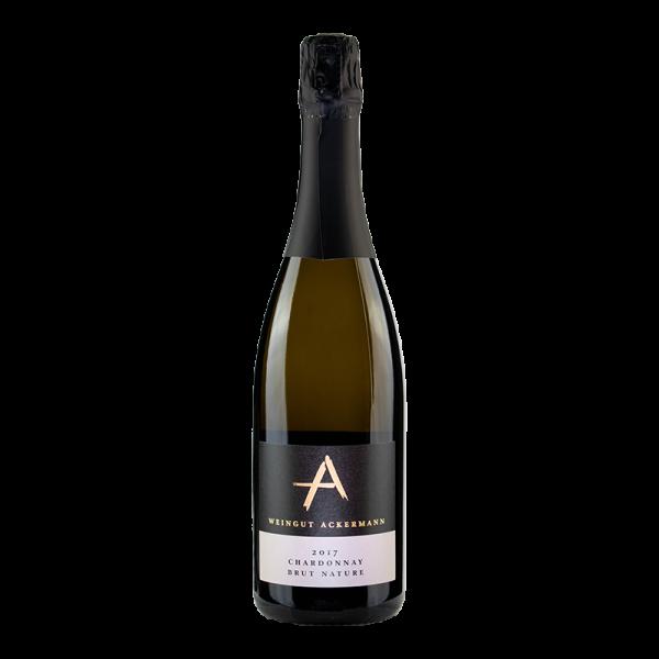 Chardonnay brut nature Winzersekt - Ackermann - Pfalz