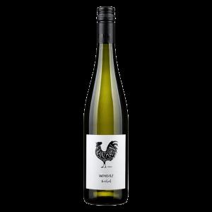 Wombatz Weißwein-Cuvée feinherb - Weinhaus Franz Hahn - Pfalz
