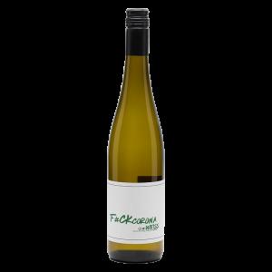 F#CK Corona Weißweincuvée trocken - Weinhaus Franz Hahn - Pfalz