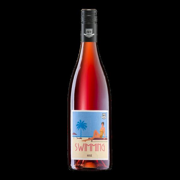 """""""Swimming"""" Rosé trocken - Bergdolt-Reif & Nett - Pfalz"""
