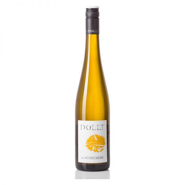 Scheurebe trocken - Thomas Dollt - Pfalz