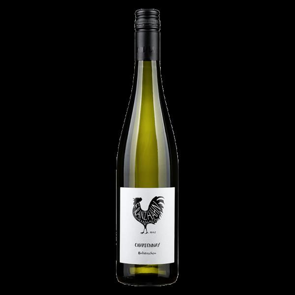 Chardonnay halbtrocken - Franz Hahn - Pfalz
